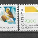Sellos: PORTUGAL 1981 ** NUEVO RELIGION - 5/40. Lote 168256432