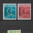 Sellos: PORTUGAL 1966 * NUEVO EUROPA CEPT - 5/40. Lote 168257656