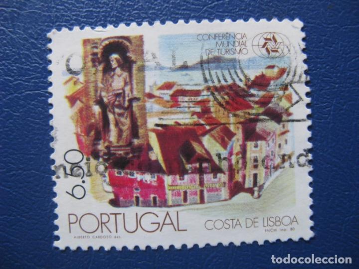 PORTUGAL, 1980** CONFERENCIA MUNDIAL DE TURISMO (Sellos - Extranjero - Europa - Portugal)