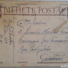 Sellos: BILHETE POSTAL PORTUGAL. Lote 171727707