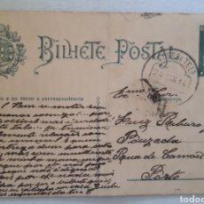 Sellos: BILHETE POSTAL PORTUGAL. Lote 171727883