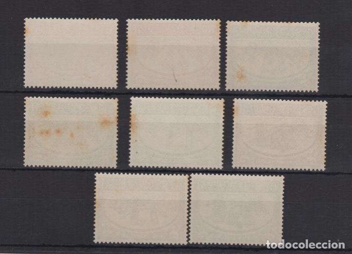 Sellos: 1952 PORTUGAL Museo Nacional de Coches Yvert 752/9 - Scott 739/46 - Foto 2 - 68958681
