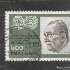 Sellos: PORTUGAL 1973 - YVERT NRO. 1182 - USADO -. Lote 172844349