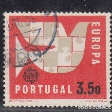 Sellos: PORTUGAL 971 USADA, TEMA EUROPA, . Lote 173466442