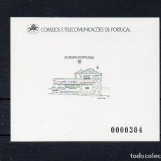 Sellos: PORTUGAL 1990, PRUEBA NUMERADA TEMA EUROPA, YVERT 1800, MNH-SC. Lote 38172307