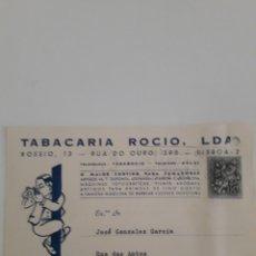 Sellos: BILLETE POSTAL TARJETA COMERCIAL. Lote 176247594