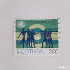 Sellos: PORTUGAL SELLO USADO. Lote 176339649