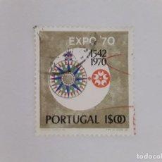 Sellos: PORTUGAL SELLO USADO. Lote 176348102