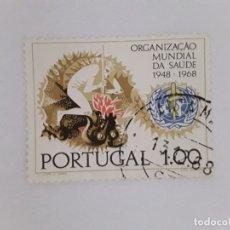 Sellos: PORTUGAL SELLO USADO. Lote 176348220