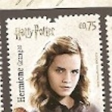 Sellos: PORTUGAL ** & SERIE HARRY POTTER, HERMIONE GRANGER 2019 (8328) . Lote 178335530