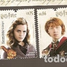 Sellos: PORTUGAL ** & SERIE HARRY POTTER, 2019 (9128) . Lote 178336073
