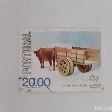 Sellos: AÑO 1979 PORTUGAL SELLO USADO FAUNA. Lote 179059475