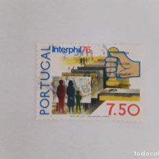 Sellos: AÑO 1976 PORTUGAL SELLO USADO. Lote 179059681