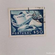Sellos: PORTUGAL SELLO USADO. Lote 179059732