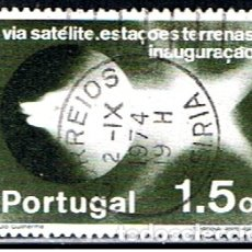 Sellos: (P0 465) SELLO DE PORTUGAL // YVERT 1214 // 1974. Lote 179323990