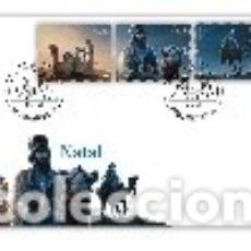 Sellos: PORTUGAL & FDC NAVIDAD 2019 (1092). Lote 180848541