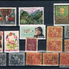 Sellos: LOTE DE SELLOS DE PORTUGAL. Lote 183036958