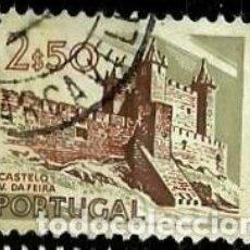 Sellos: PORTUGAL 1973- YV 1193A AFI 1133 (PAISAJES Y MONUMENTOS)(DORSO SIN FECHA-1978). Lote 183516351