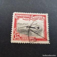 Sellos: COMPAÑÍA MOZAMBIQUE,1935,CORREO AÉREO, AFINSA 13, YVERT PA13, SCOTT C3, USADO, ( LOTE AR ). Lote 183929258