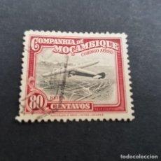 Sellos: COMPAÑÍA MOZAMBIQUE,1935,CORREO AÉREO, AFINSA 20, YVERT PA20, SCOTT C10, USADO, ( LOTE AR ). Lote 184018490