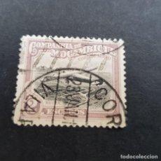 Sellos: COMPAÑÍA MOZAMBIQUE,1935,CORREO AÉREO, AFINSA 22, YVERT PA22, SCOTT C12, USADO, ( LOTE AR ). Lote 184018850