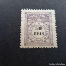 Sellos: COMPAÑÍA MOZAMBIQUE,1906, PORTEADO, AFINSA 10*, YVERT T10*, SCOTT 10*, FIJASELLO, ( LOTE AR ). Lote 184029262