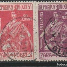 Sellos: LOTE P-SELLOS POSRTUGAL 1915. Lote 189753526