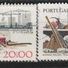 Sellos: LOTE V SELLOS PORTUGAL . Lote 190571740