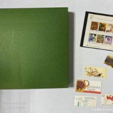 Sellos: PORTUGAL. ALBUM DE SELLOS. PHILOS. DE 1976 AL 1988. VER TODAS LAS FOTOS. . Lote 191449463