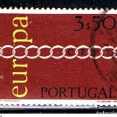 Sellos: PORTUGAL // YVERT 1108 // 1971 ... USADO. Lote 194716141