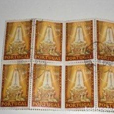 Sellos: PORTUGAL 1967 SCOTT 997 SELLO CENTENARIO APARICIONES DE LA VIRGEN DE FATIMA USADO. Lote 194728171