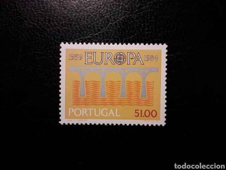PORTUGAL. YVERT 1609 SERIE COMPLETA NUEVA ***. EUROPA CEPT. PUENTES. (Sellos - Extranjero - Europa - Portugal)