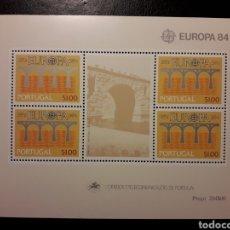 Sellos: PORTUGAL. YVERT HB-44 SERIE COMPLETA NUEVA ***. EUROPA CEPT. PUENTES.. Lote 194959790
