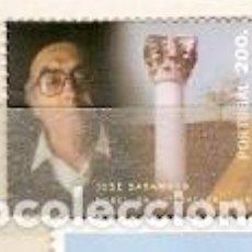 Sellos: PORTUGAL ** & PREMIO NOBEL DE LITERATURA, JOSÉ SARAMAGO (208). Lote 195035835