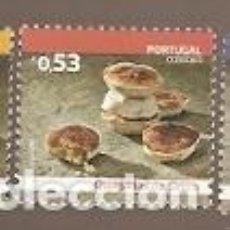 Sellos: PORTUGAL ** & DULCES TRADICIONALES DE PORTUGAL III SÉRIE, QUEIJADAS DE SINTRA 2019 (8425). Lote 195042460
