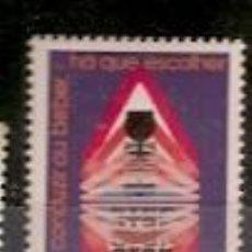 Sellos: PORTUGAL ** & SI BEBES, NO CONDUZCAS 1982 (1575). Lote 195439200
