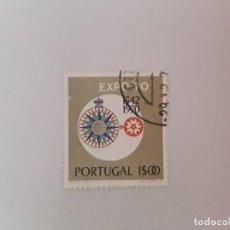 Francobolli: AÑO 1970 PORTUGAL SELLO USADO . Lote 195535322