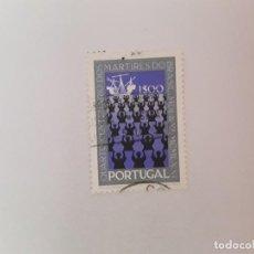 Sellos: PORTUGAL SELLO USADO . Lote 195535785