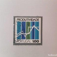 Sellos: AÑO 1973 PORTUGAL SELLO USADO . Lote 195535843