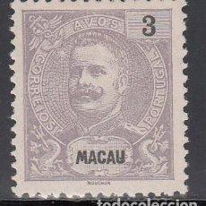 Sellos: COLONIAS PORTUGUESAS, MACAO 1898-1908 YVERT Nº 82 /*/. Lote 197092043
