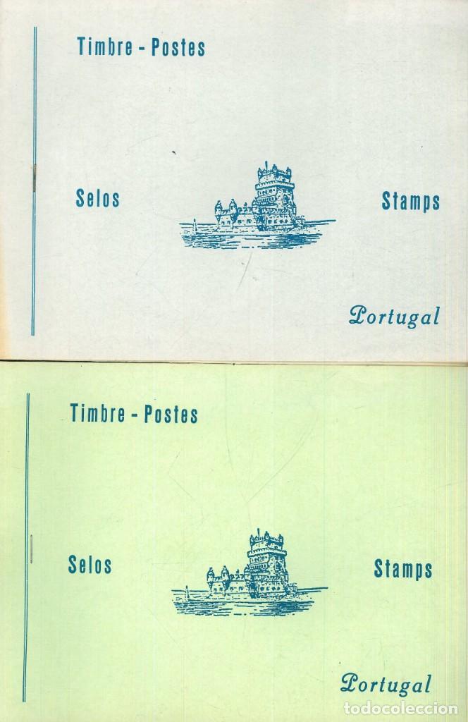 ÁLBUM SELLOS - TIMBRE POSTAL PORTUGAL (Sellos - Extranjero - Europa - Portugal)