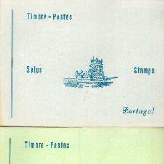 Sellos: ÁLBUM SELLOS - TIMBRE POSTAL PORTUGAL. Lote 197115828