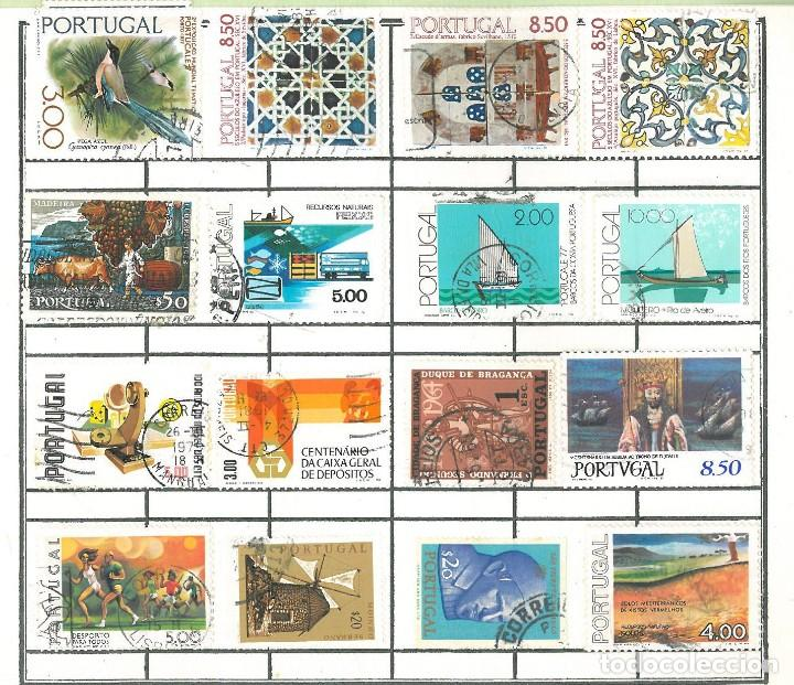 Sellos: ÁLBUM SELLOS - TIMBRE POSTAL PORTUGAL - Foto 5 - 197115828