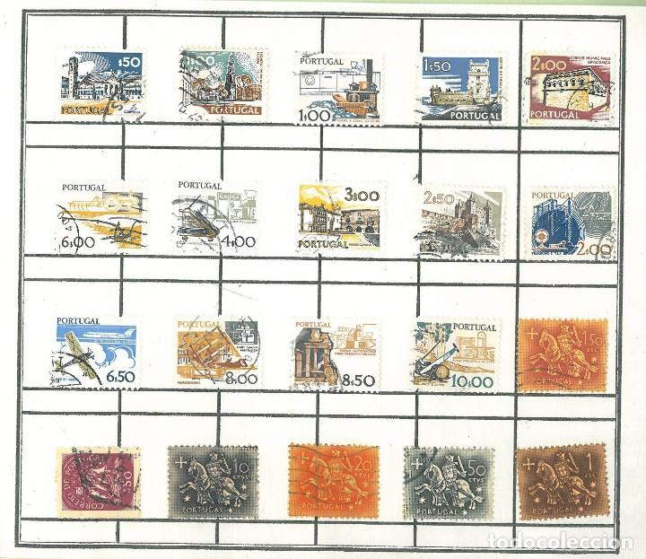 Sellos: ÁLBUM SELLOS - TIMBRE POSTAL PORTUGAL - Foto 7 - 197115828