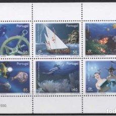 Sellos: PORTUGAL 1998 - EXPO-98 EN LISBOA - YVERT Nº 2232/2237**. Lote 198666235