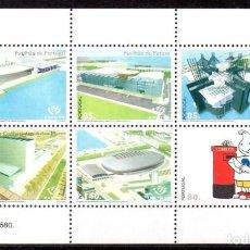 Sellos: PORTUGAL 1998 - EXPO-98 EN LISBOA - YVERT Nº 2238/2242** HB-141**. Lote 198666351