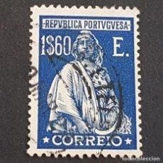Sellos: PORTUGAL, 1926, CERES, EMISIÓN DE LONDRES, AFINSA 414, YVERT 432, SCOTT 416, USADO, ( LOTE AR ). Lote 198719511