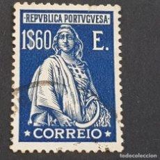 Sellos: PORTUGAL, 1926, CERES, EMISIÓN DE LONDRES, AFINSA 414, YVERT 432, SCOTT 416, USADO, ( LOTE AR ). Lote 198719541