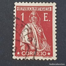 Sellos: PORTUGAL, 1930, CERES, AFINSA 58, YVERT 524, SCOTT 281, USADO, ( LOTE AR ). Lote 198719842