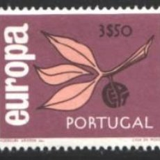 Sellos: PORTUGAL, 1965 YVERT Nº 971 / 973 /**/, EUROPA (CEPT). Lote 199754572